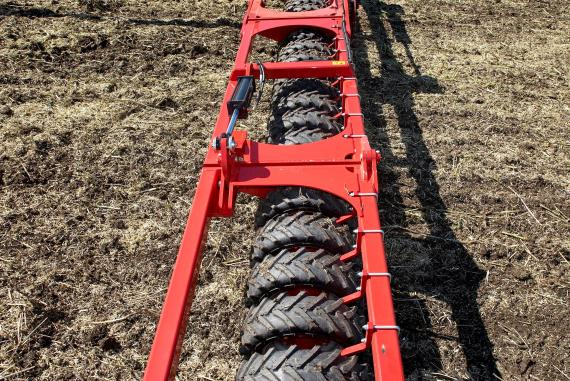 Horsch OPTIPACK AS